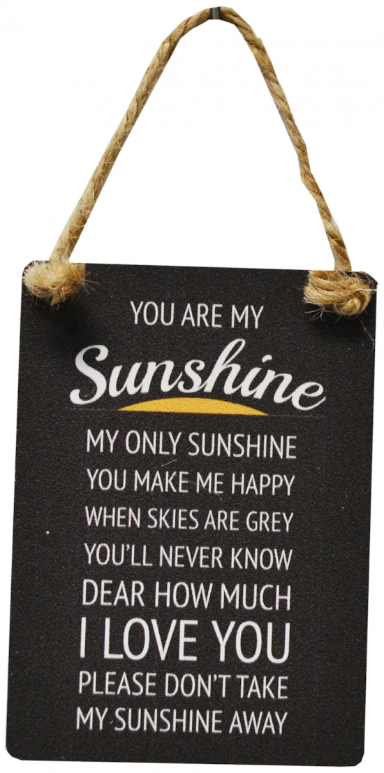 You are my Sunshine Mini Sign