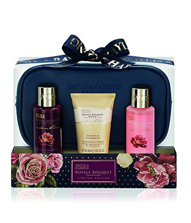 Baylis & Harding Royale Bouquet Luxury Bag Gift Set nap05169
