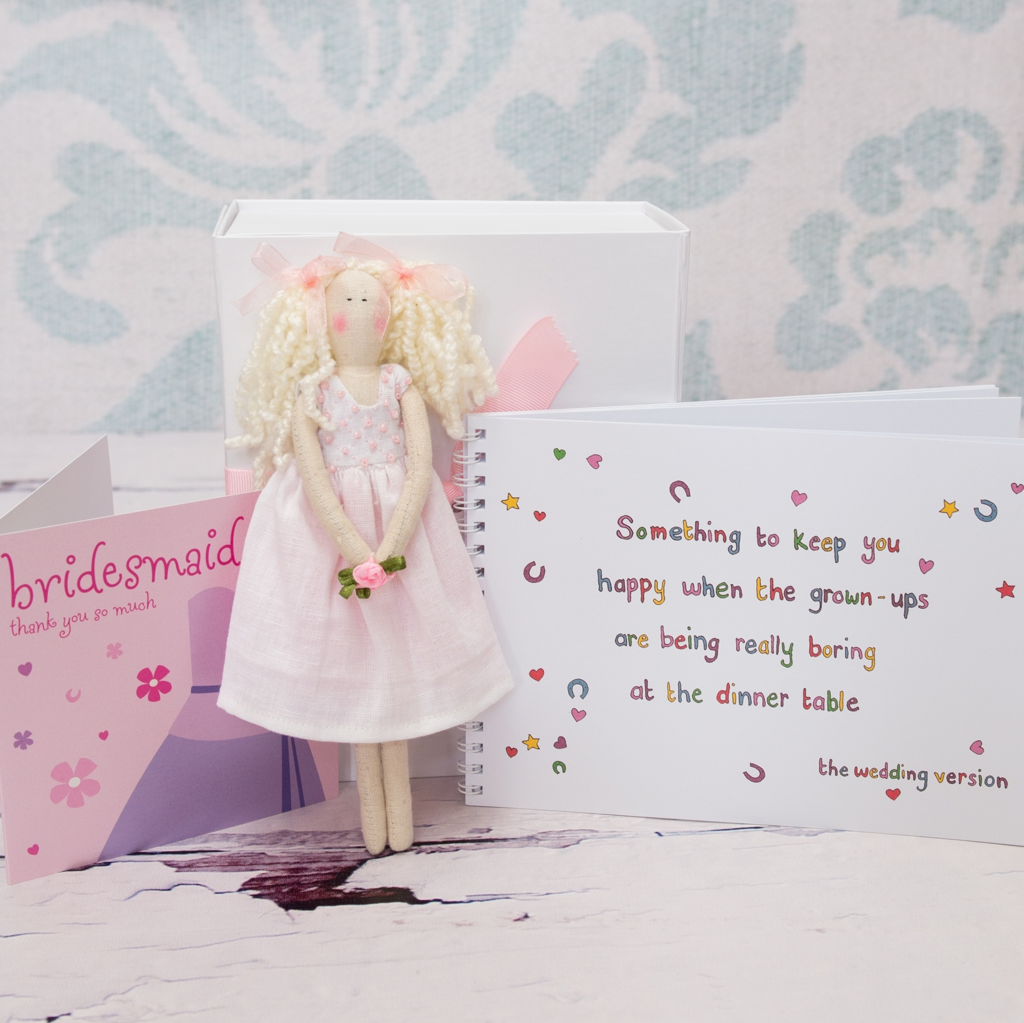 Bridesmaid Something To Keep You Busy Gift Hamper