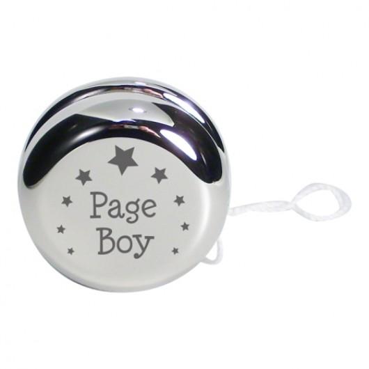 Page Boy Stars Yo Yo