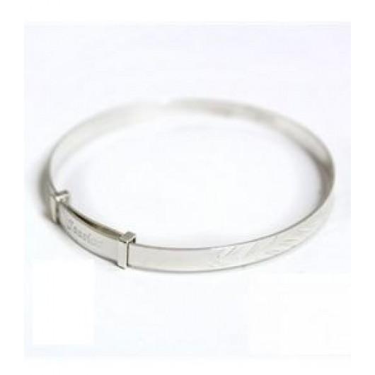Expanding Name Bracelet for Kids
