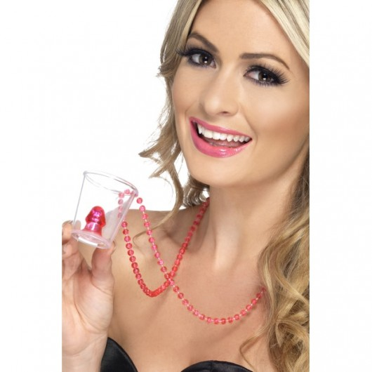 Hen Night Willy Shot Glass