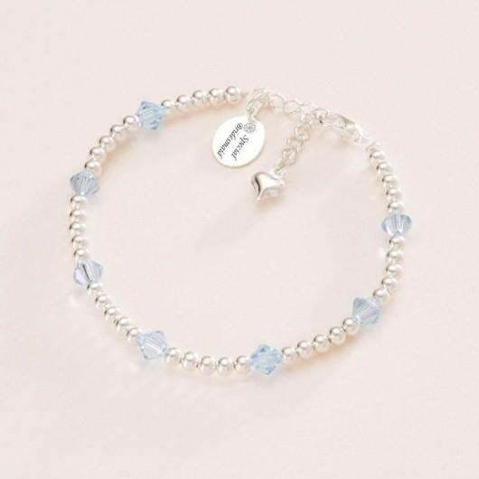 Crystal Bridesmaid Bracelet