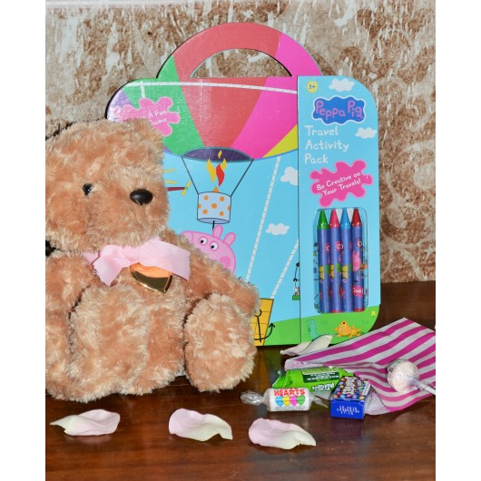 Flowergirl 'Something To Keep Her Busy' Gift Hamper