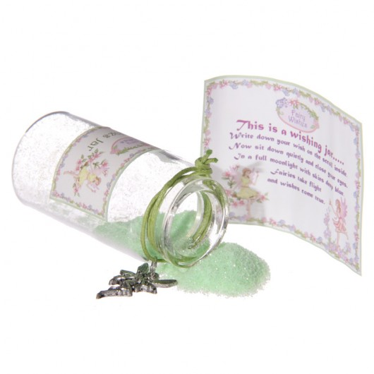 Fairy Wish Jar