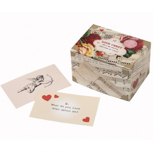 Love Talks Trivia Chest