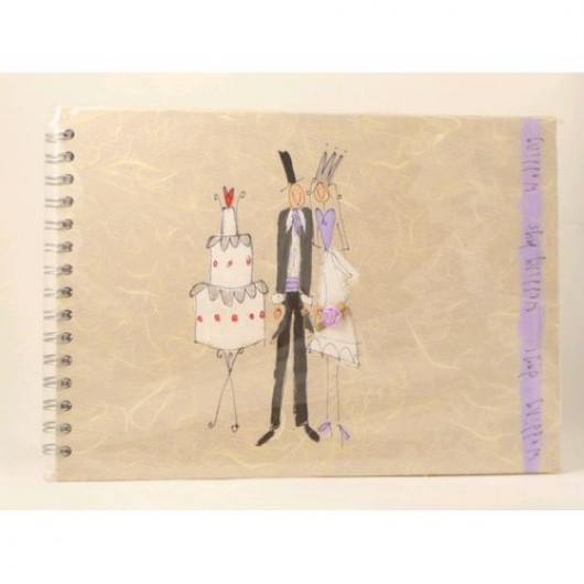 Wedding Day Scrap Book By Mootiful