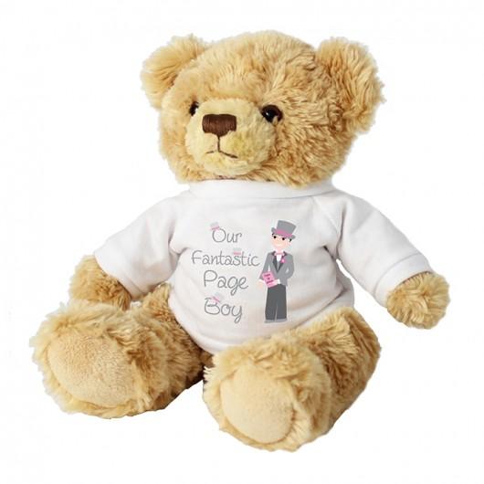Fantastic Page Boy Teddy