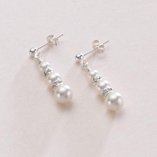 Odette Pearl Earrings