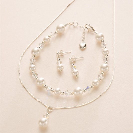 Sophia Wedding Jewellery Set