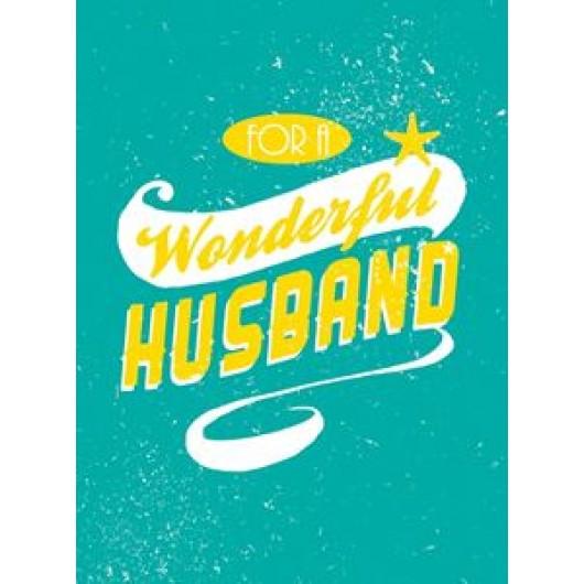 For A Wonderful Husband