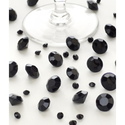 Table Crystals - Black - 100g