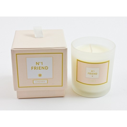No.1 Friend Gorgeous Cherry Scented Candle