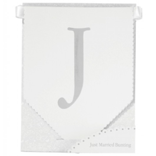 Something in the Air Just Married Bunting