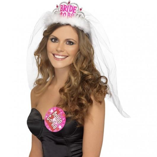 Bride To Be Tiara