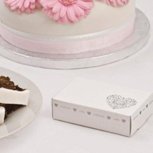Vintage Romance - Cake Box
