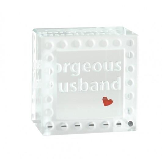 Gorgeous Husband Text Token