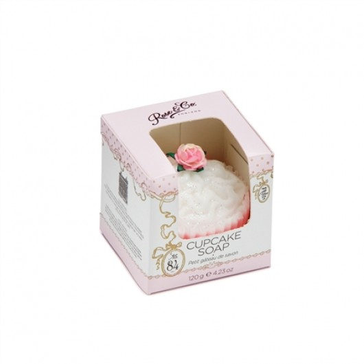 Rose & Co No.84 Cupcake Soap