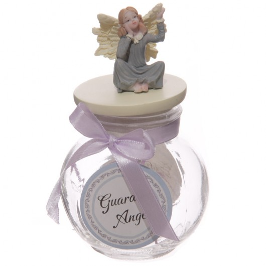 Guardian Angel Wishing Jar