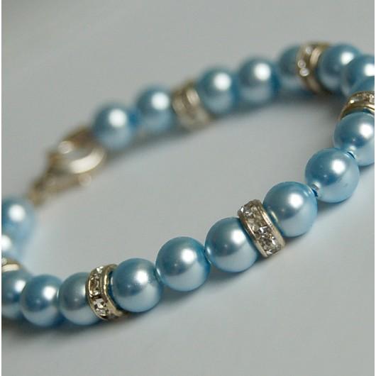 Child's Pearl Bracelet