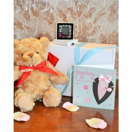 Pageboy Teddy Gift Hamper
