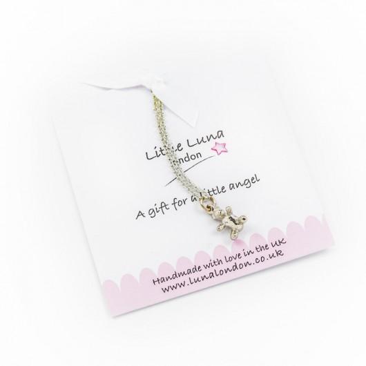 Little Luna Necklace – Teddy