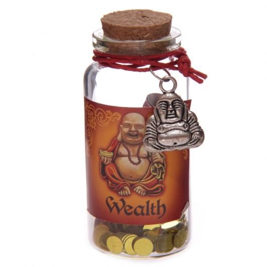 Lucky Buddha Wish Jar