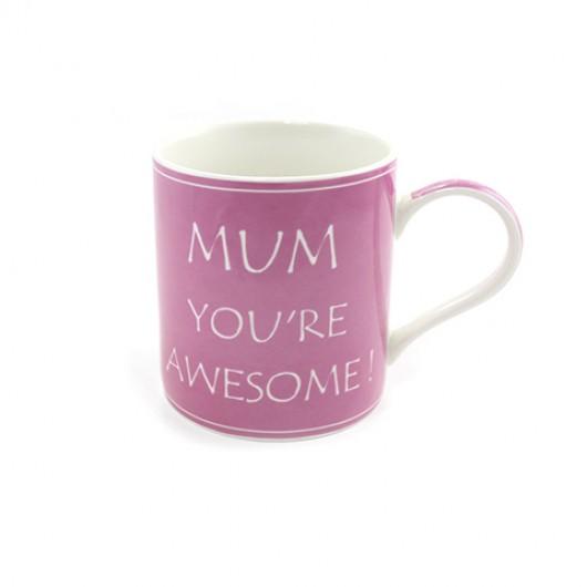 Boxed Mug - Mum You're Awesome