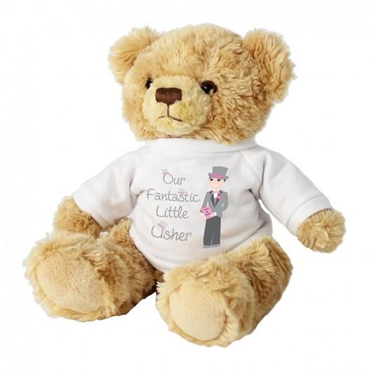 Fantastic Little Usher Teddy