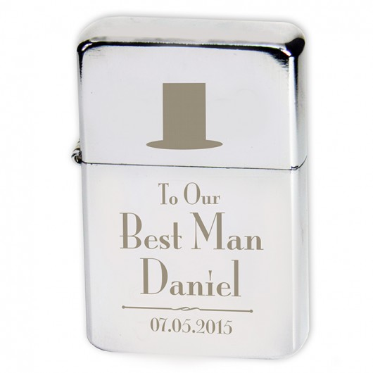 Personalised Decorative Wedding Lighter