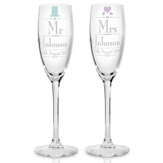 Mr & Mrs Flutes
