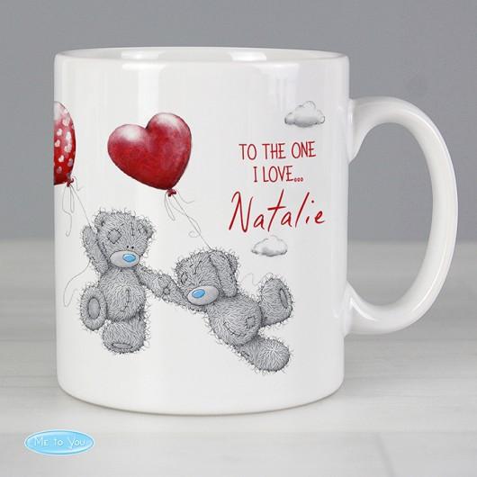 Me to You Personalised Couples Mug