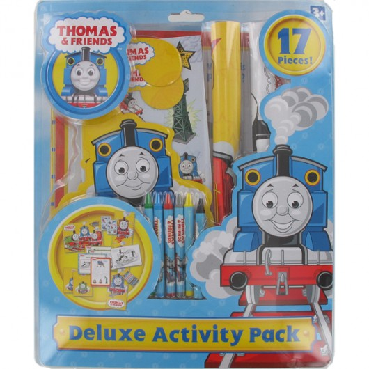 Thomas & Friends Deluxe Activity Pack