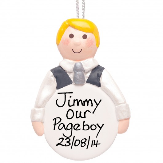 Pageboy Thank You Gift
