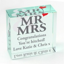 Mr & Mrs Crystal Block