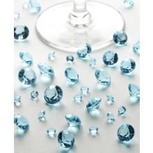 Table Crystals - Aqua - 100g