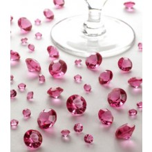 Table Crystals - Hot Pink - 100g