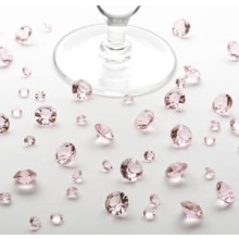 Table Crystals - Baby Pink - 100g
