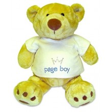 """Page Boy"" Teddy Bear"