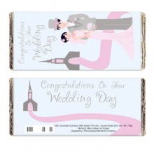 Fabulous Wedding Chocolate Bar