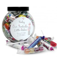 Fabulous Little Usher Sweetie Jar