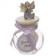 Guardian Angel Wishing Jar