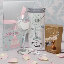 Just Married Gift Hamper