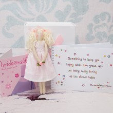 Bridesmaid 'Something To Keep You Busy' Gift Hamper