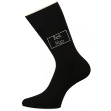 Wedding Socks - Best Man