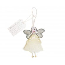Fairy Flower Girl - Ivory