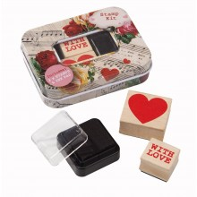 Love Stamp Ink Set