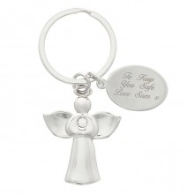 Angel Keyring