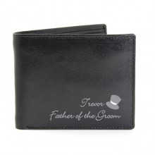 Personalised Top Hat Wallet