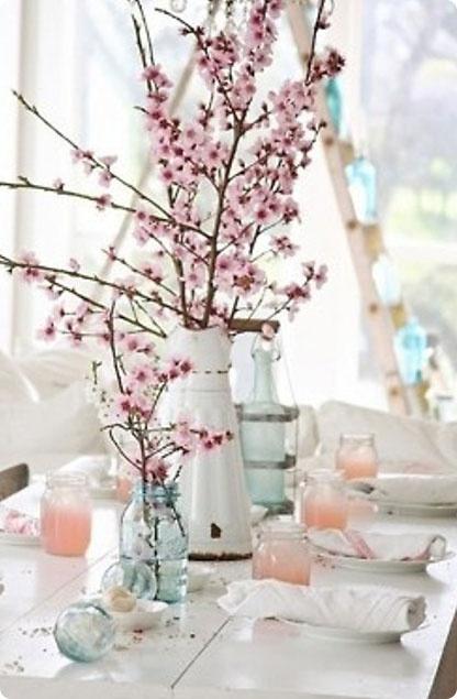 Apple Blossom Decor